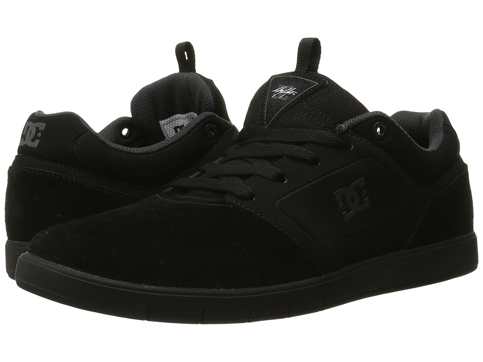 DC - Cole Signature (Black 3) Men's Skate Shoes