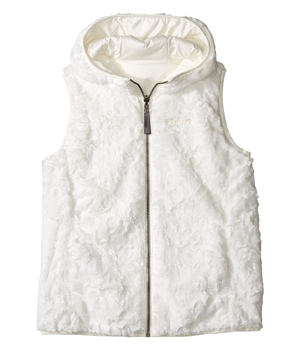 Marmot Kids - Zoey Vest (Little Kids/Big Kids) (Soft White) Girl's Vest
