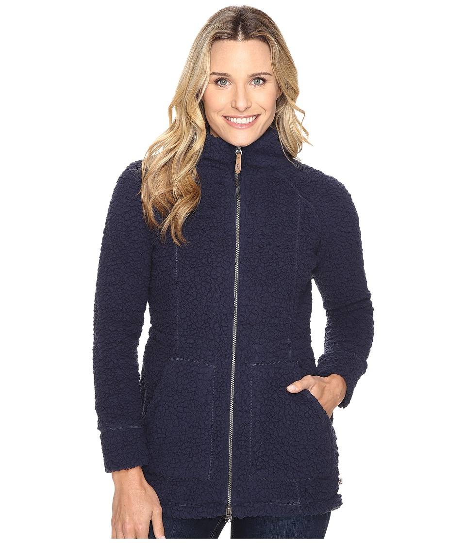 Royal Robbins - Snow Wonder Jacket (Navy) Women's Coat