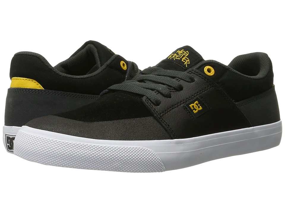DC Wes Kremer (Black/Grey/Yellow) Men