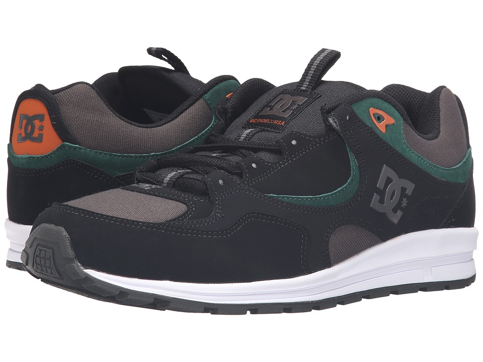 DC Kalis Lite (Black/Green/Grey) Men