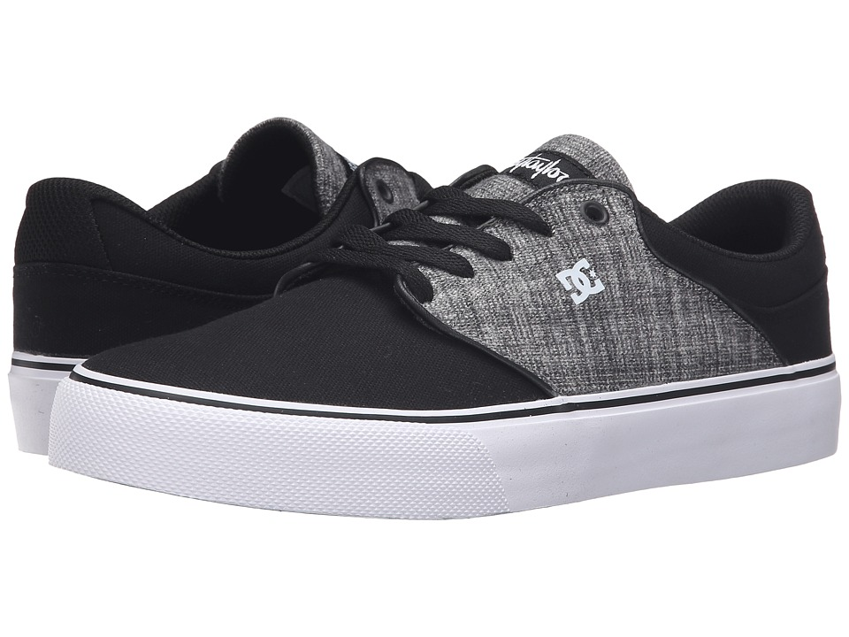 DC Mikey Taylor Vulc TX (Heather/Grey/Black) Men
