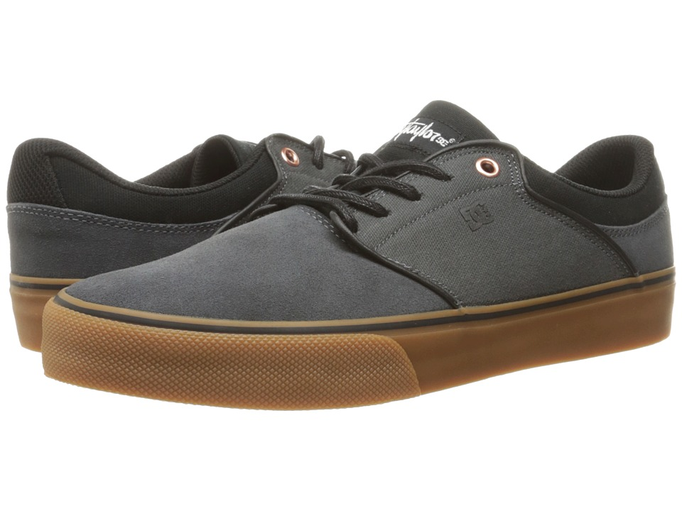 DC Mikey Taylor Vulc (Grey/Black) Men