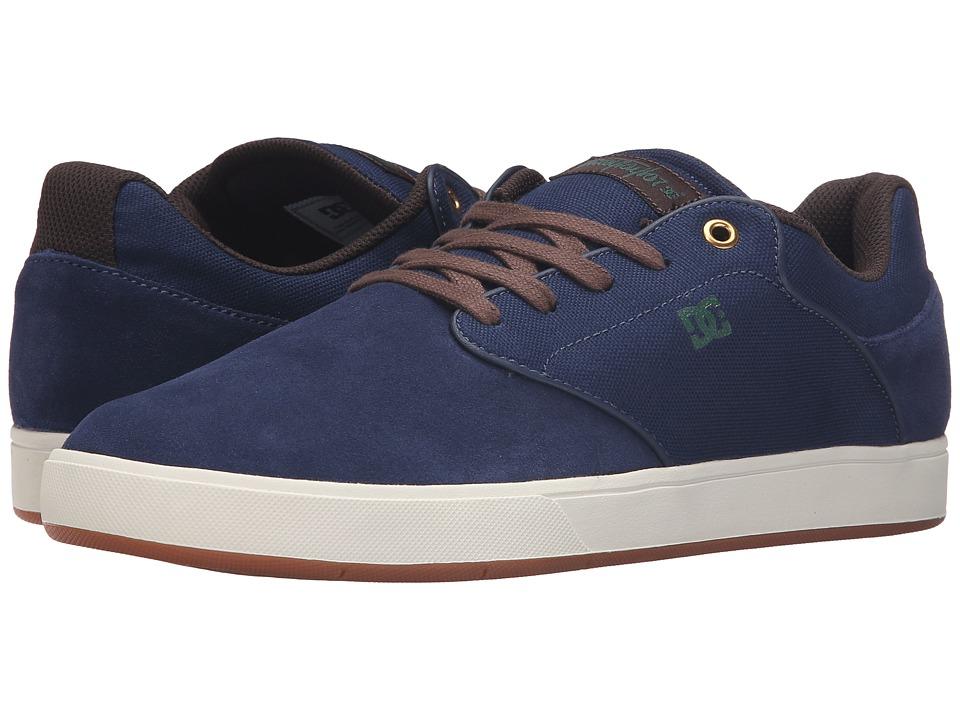 DC - Mikey Taylor (Navy/Gum) Men's Skate Shoes