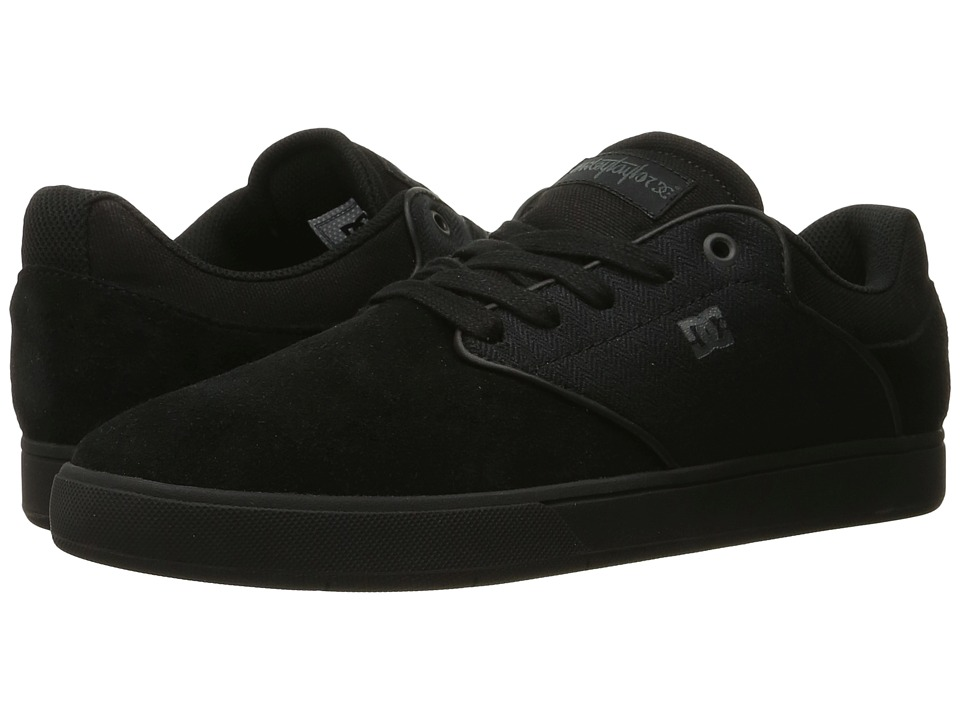 DC - Mikey Taylor (Black 3) Men's Skate Shoes