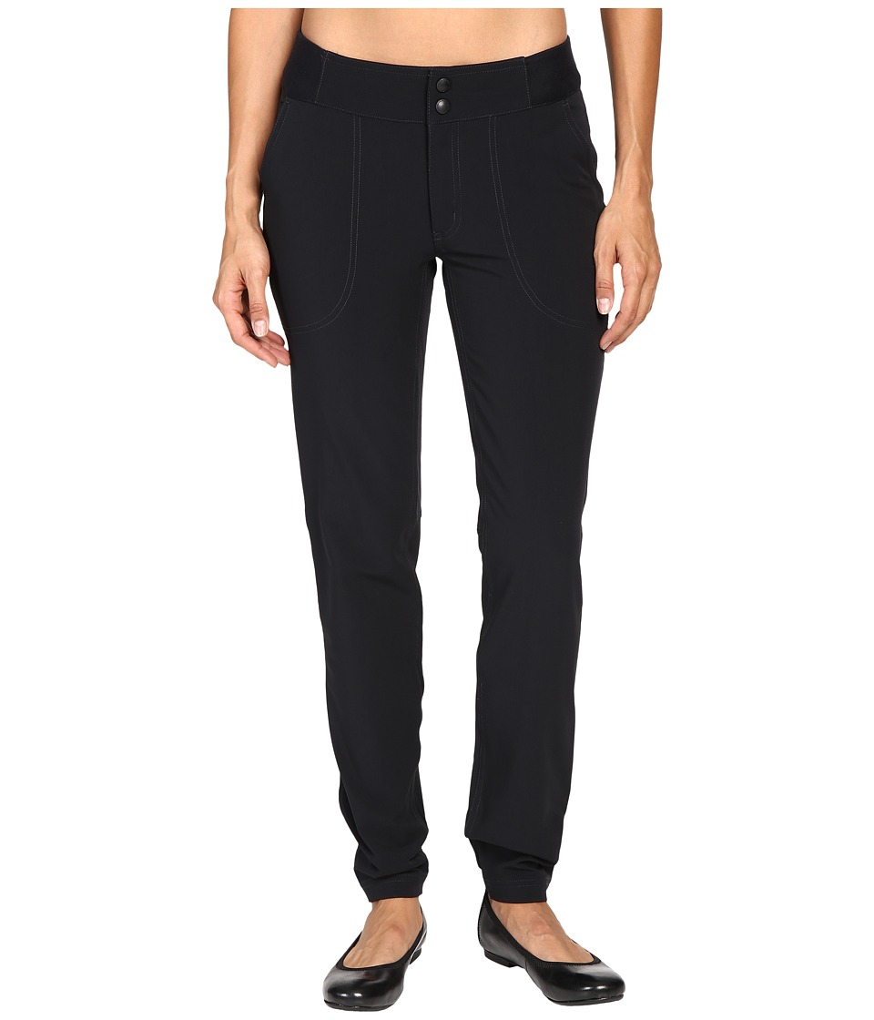 Royal Robbins - Chill Blocker Pants (Jet Black) Women's Outerwear
