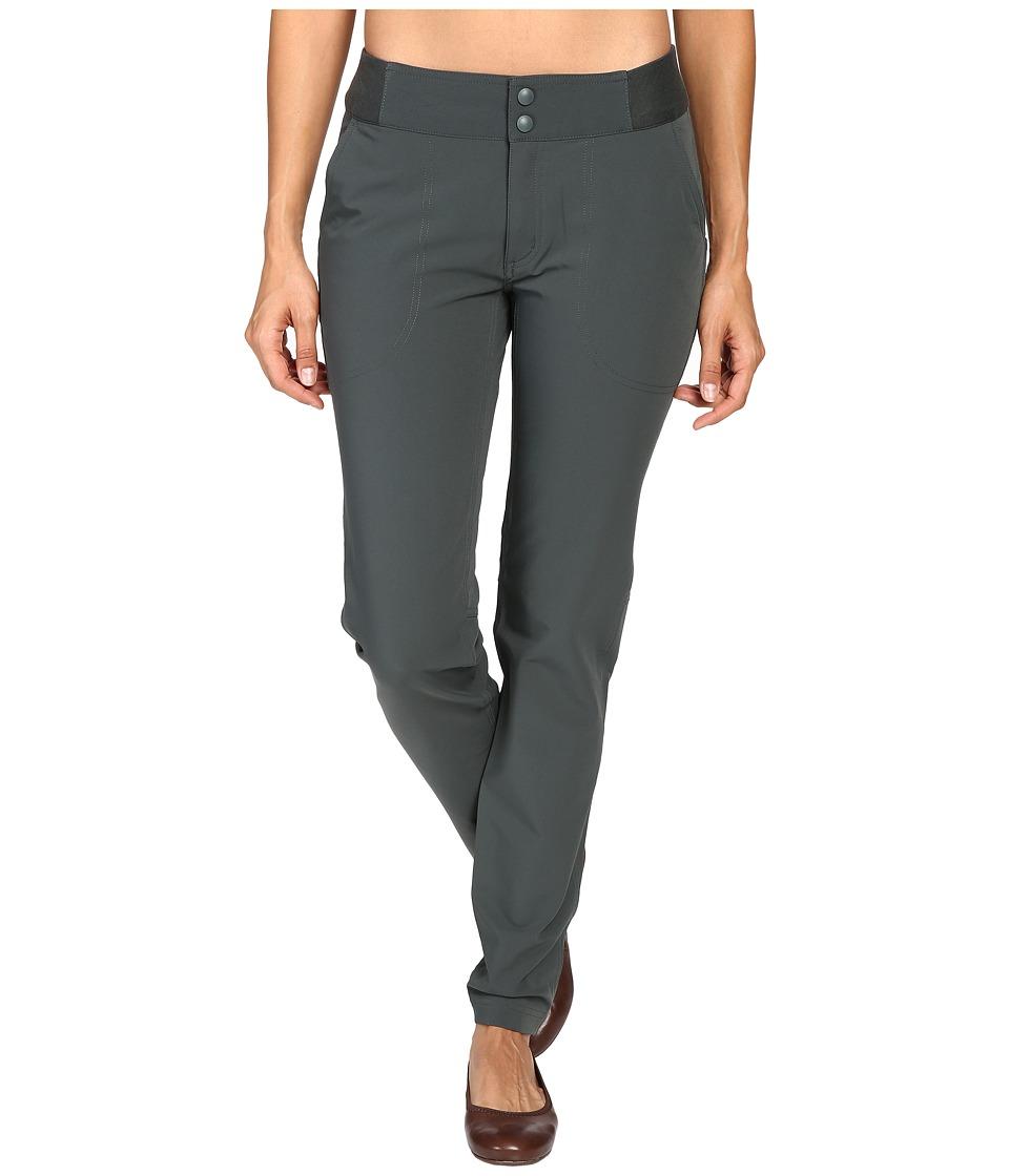 Royal Robbins - Chill Blocker Pants (Black Sand) Women's Outerwear