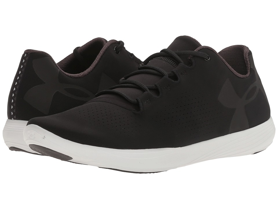 Under Armour - UA Street Precision Low (Black/White/Black) Women's Cross Training Shoes
