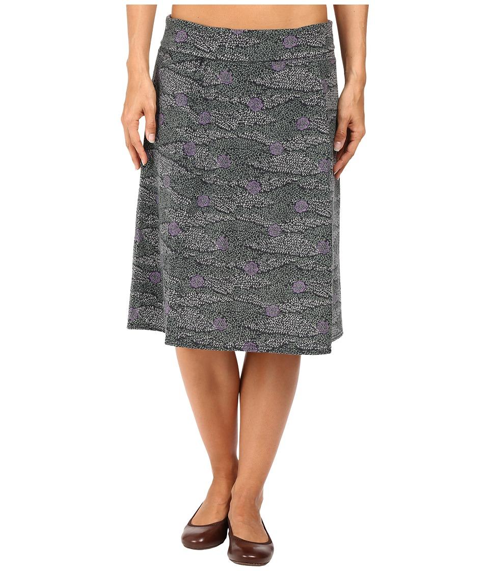 Royal Robbins Essential Tencel Printed Skirt (Agave) Women