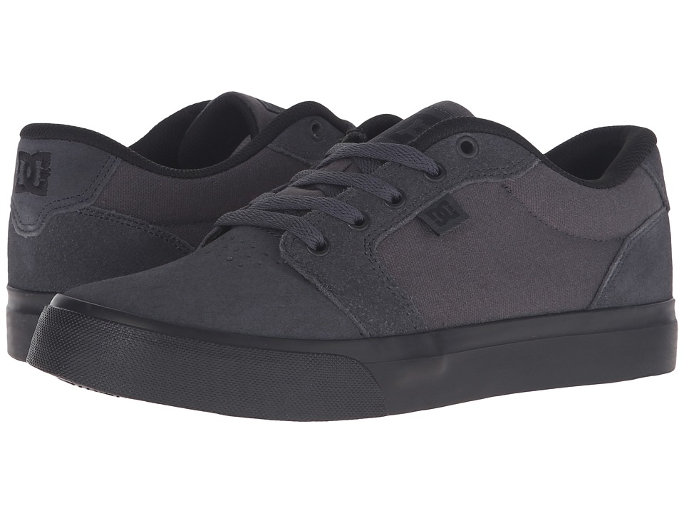 DC Anvil (Charcoal/Black) Men