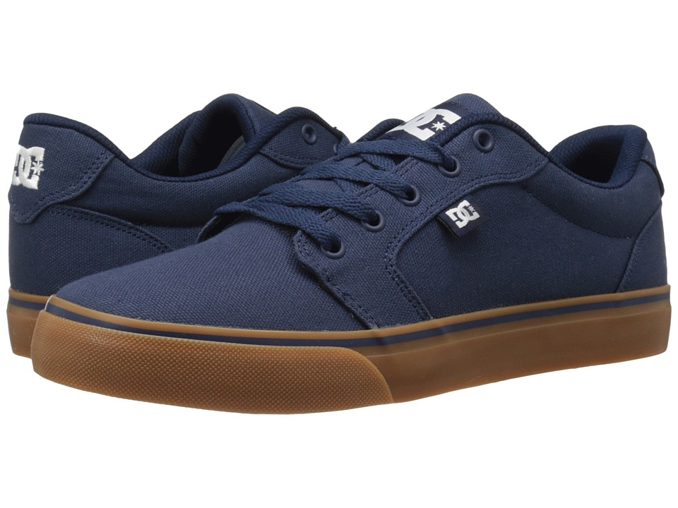 DC Anvil TX (Navy/Gum) Men