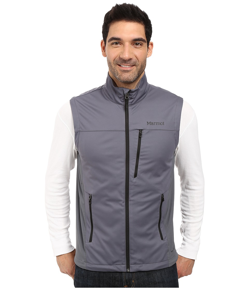 Marmot - Leadville Vest (Steel Onyx) Men's Vest
