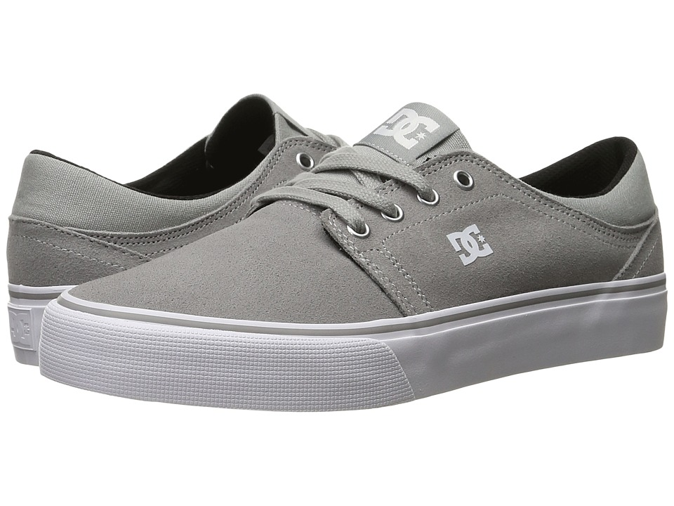 DC - Trase SD (Grey) Skate Shoes