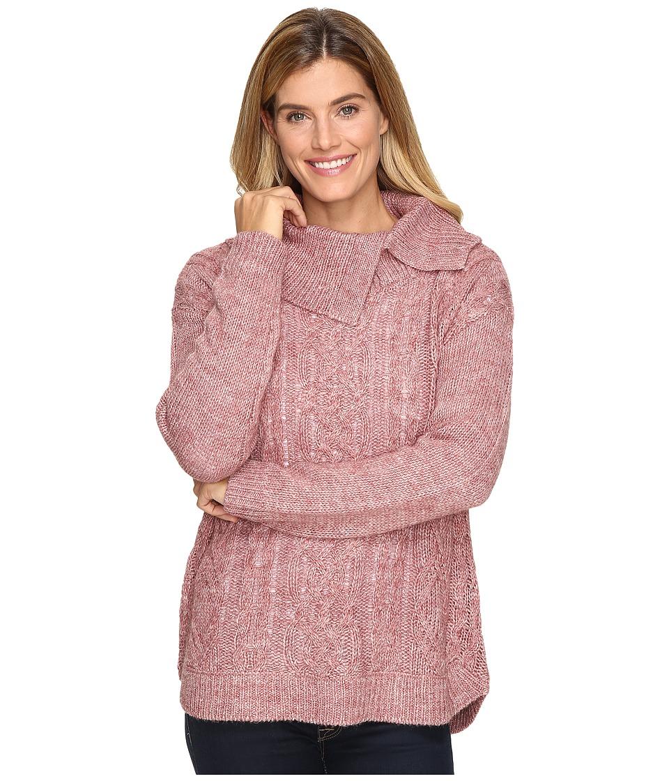 Royal Robbins - Ahwahnee Turtleneck (Ruby) Women's Sweater