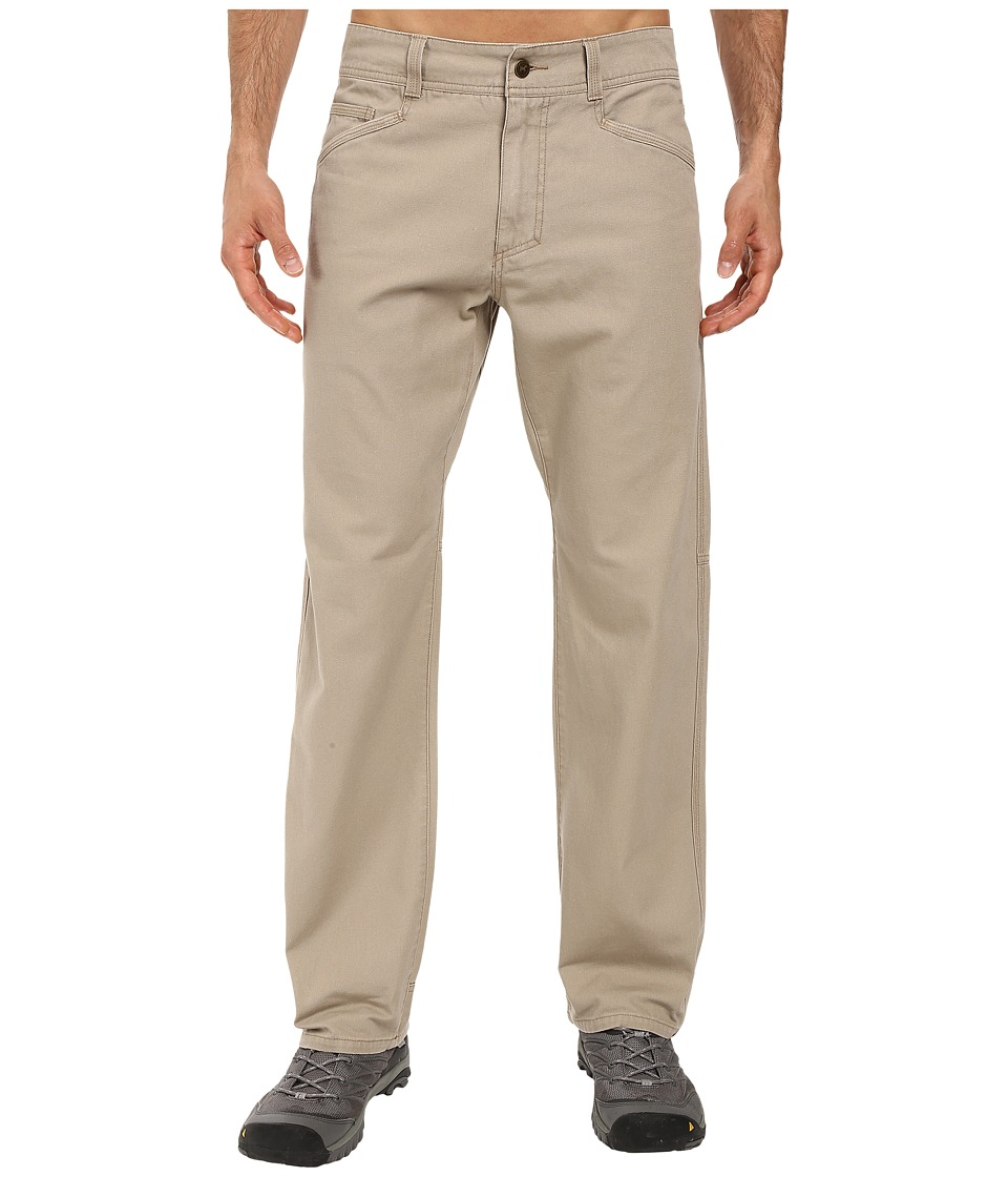 Royal Robbins - Billy Goat(r) Five-Pocket Pants (Khaki) Men's Casual Pants