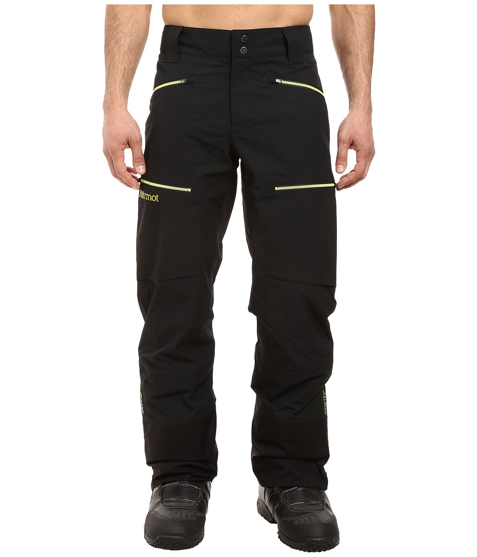 Marmot - Freerider Pants (Black) Men's Outerwear