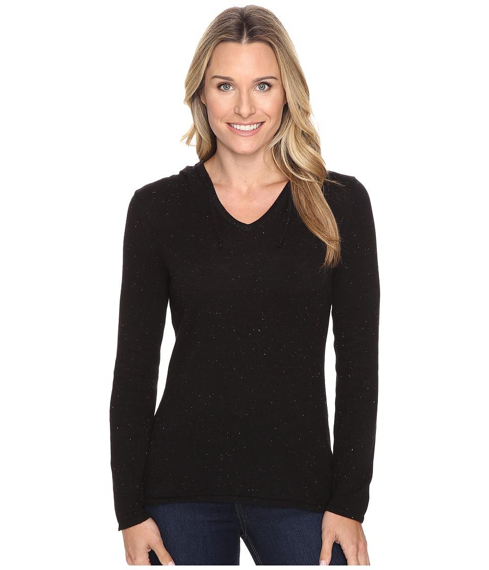 Royal Robbins - Galaxy Hoodie (Jet Black) Women's Sweatshirt