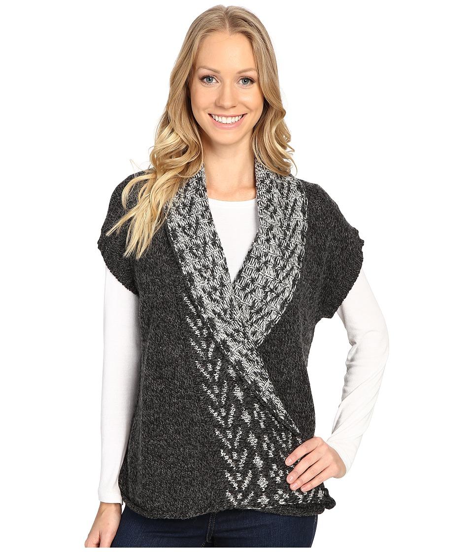 Royal Robbins - Mystic Wrap Vest (Obsidian) Women's Vest