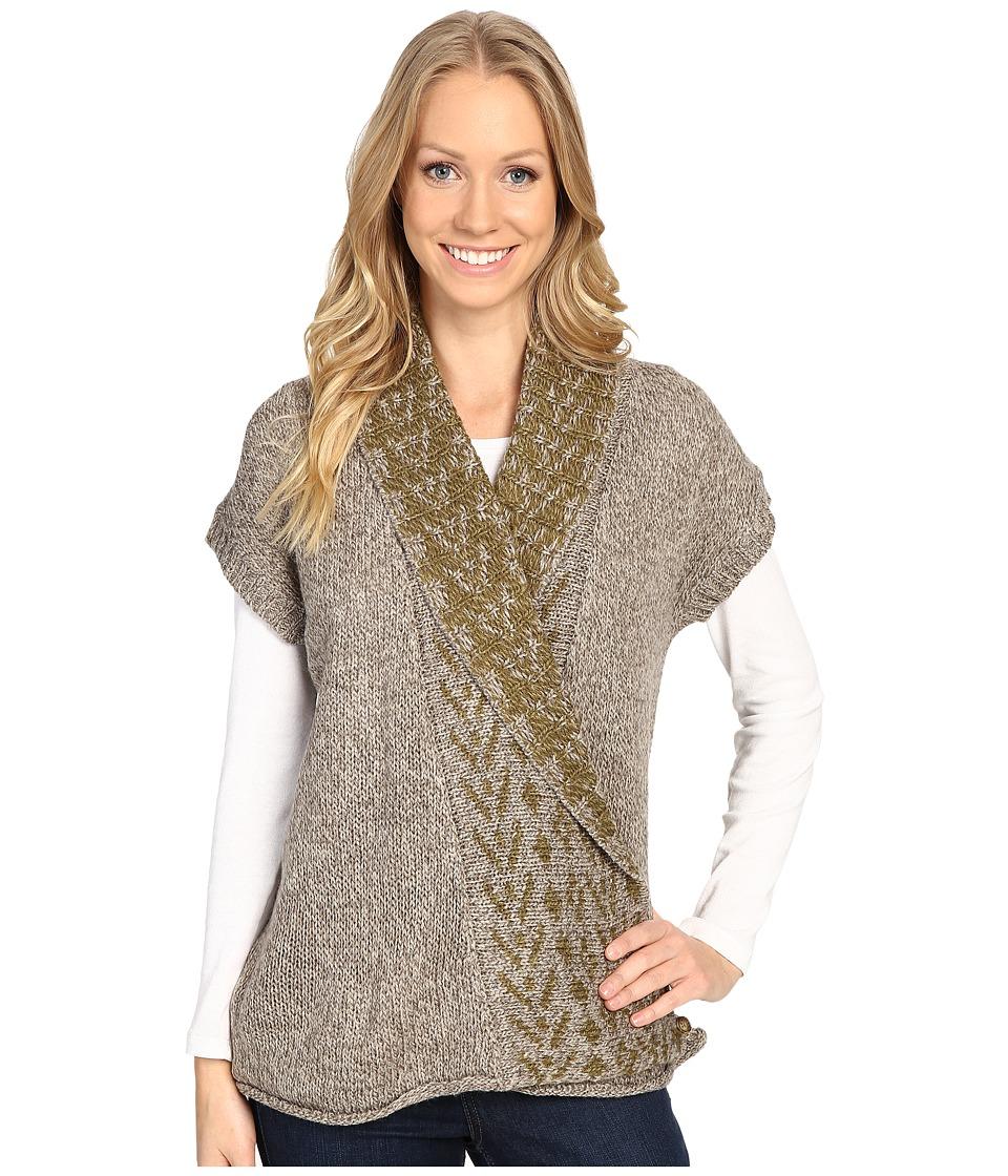 Royal Robbins - Mystic Wrap Vest (Light Suede) Women's Vest