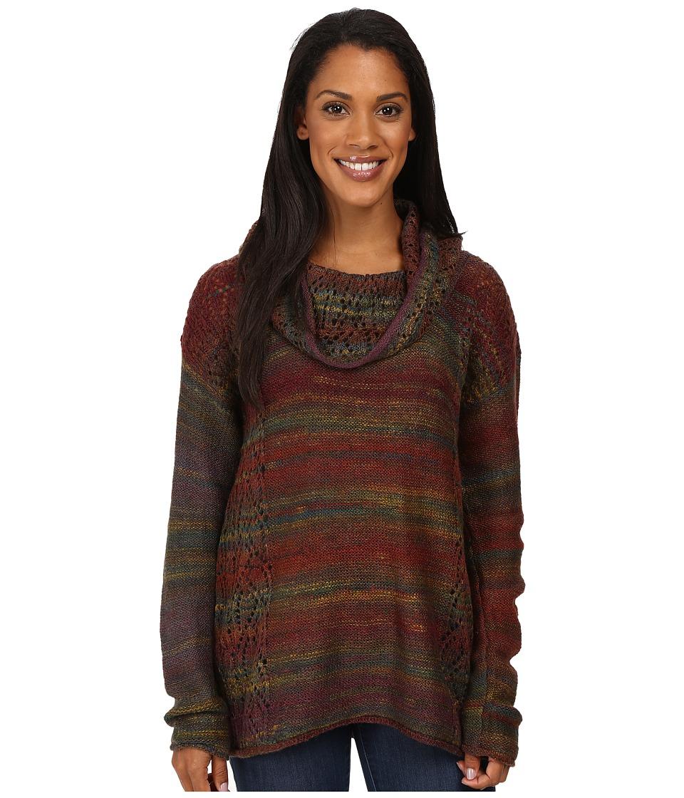 Royal Robbins - Sophia Cowl (Spruce) Women's Sweater