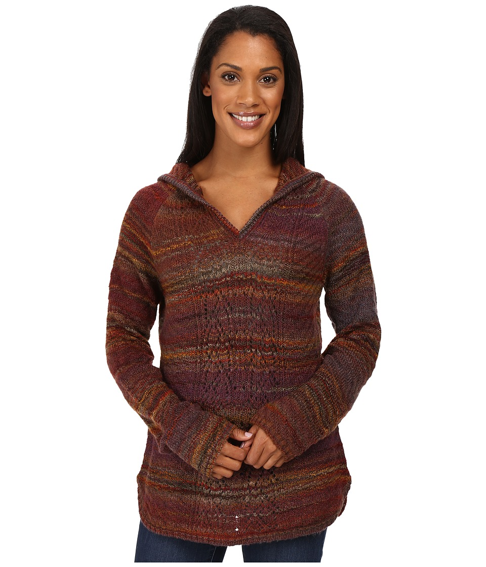 Royal Robbins - Sophia Hoodie (Ruby) Women's Sweatshirt