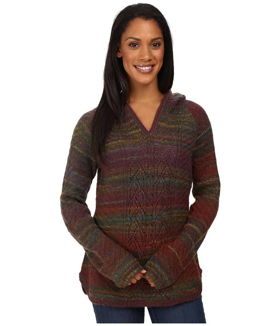 Royal Robbins - Sophia Hoodie (Spruce) Women's Sweatshirt