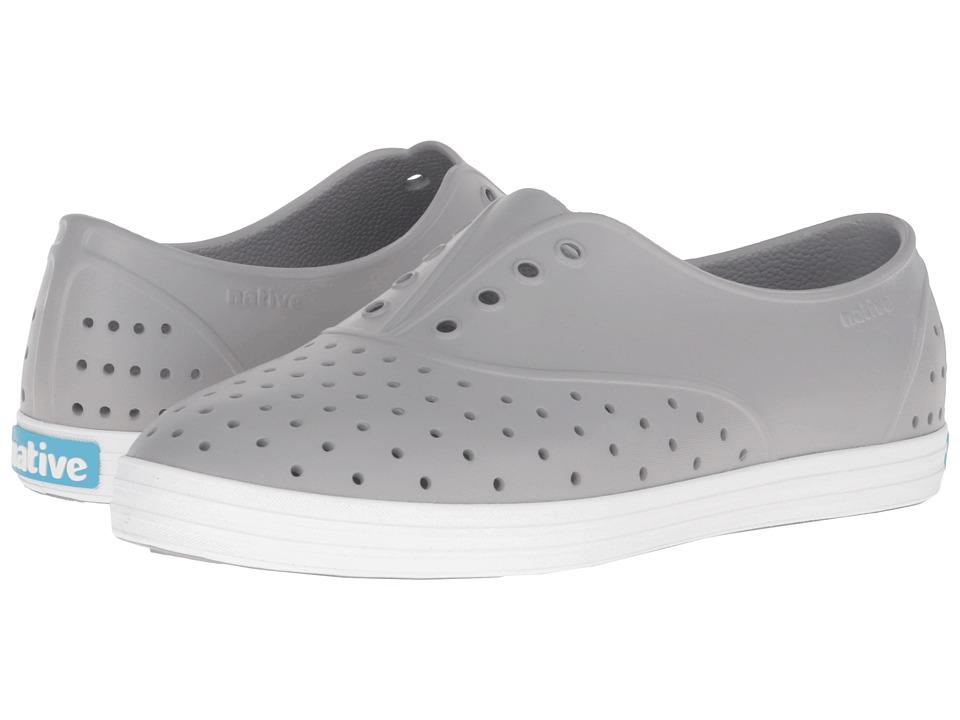 Native Shoes Jericho (Pigeon Grey/Shell White) Women