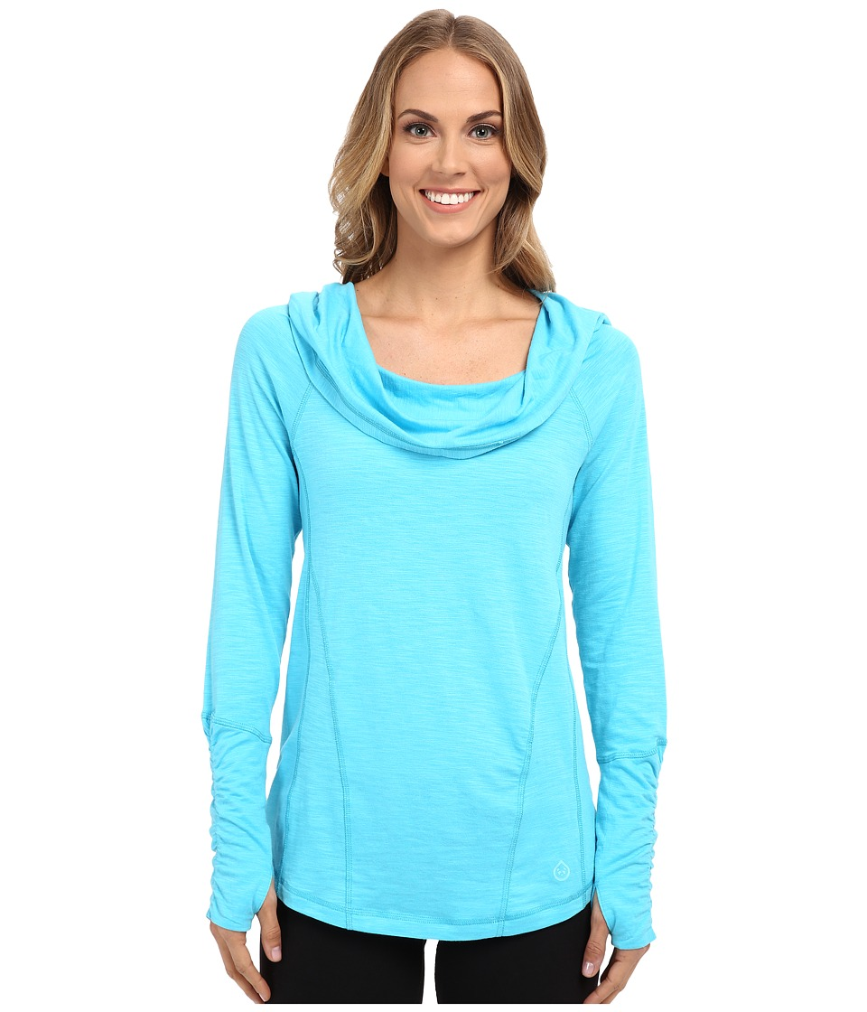 tasc Performance - Pizzazz Slubbed Hoodie (Scuba) Women's Sweatshirt