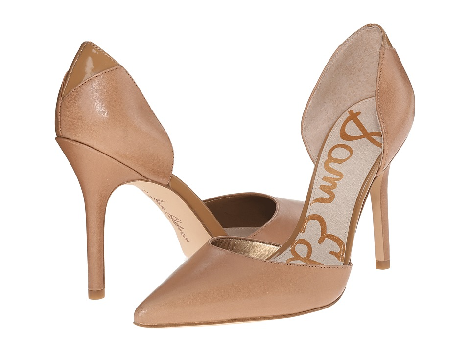Sam Edelman - Delilah (Golden Caramel Leather) High Heels