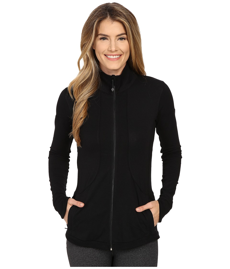 tasc Performance - Unstoppable Jacket (Black) Women's Coat