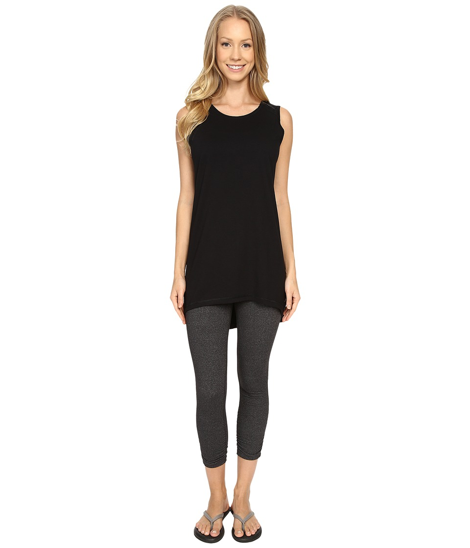 tasc Performance - Tango Tunic (Black) Women's Clothing