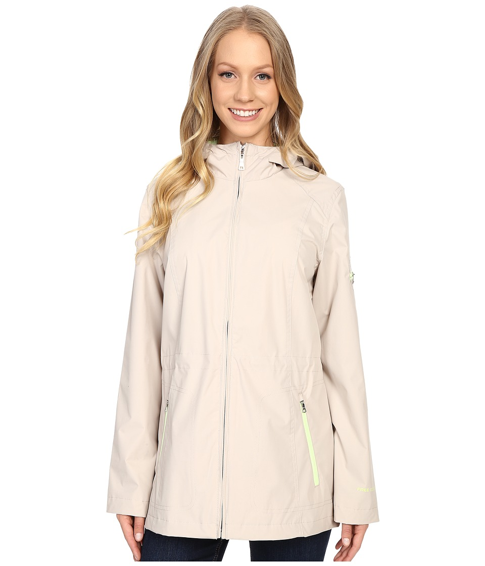 Free Country - Radiance Reversible Jacket (Sandstone/Melon) Women's Coat