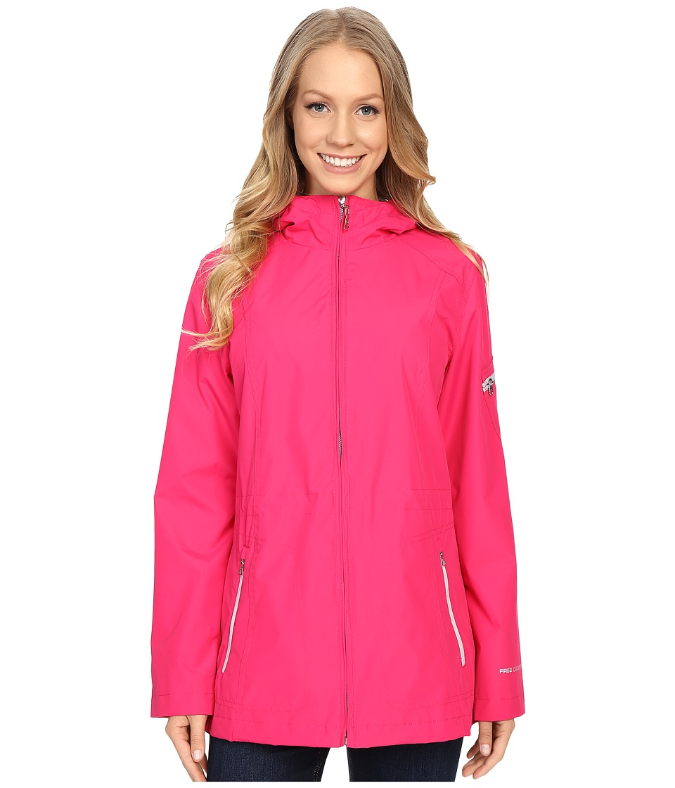 Free Country - Radiance Reversible Jacket (Berry/Shell Grey) Women's Coat