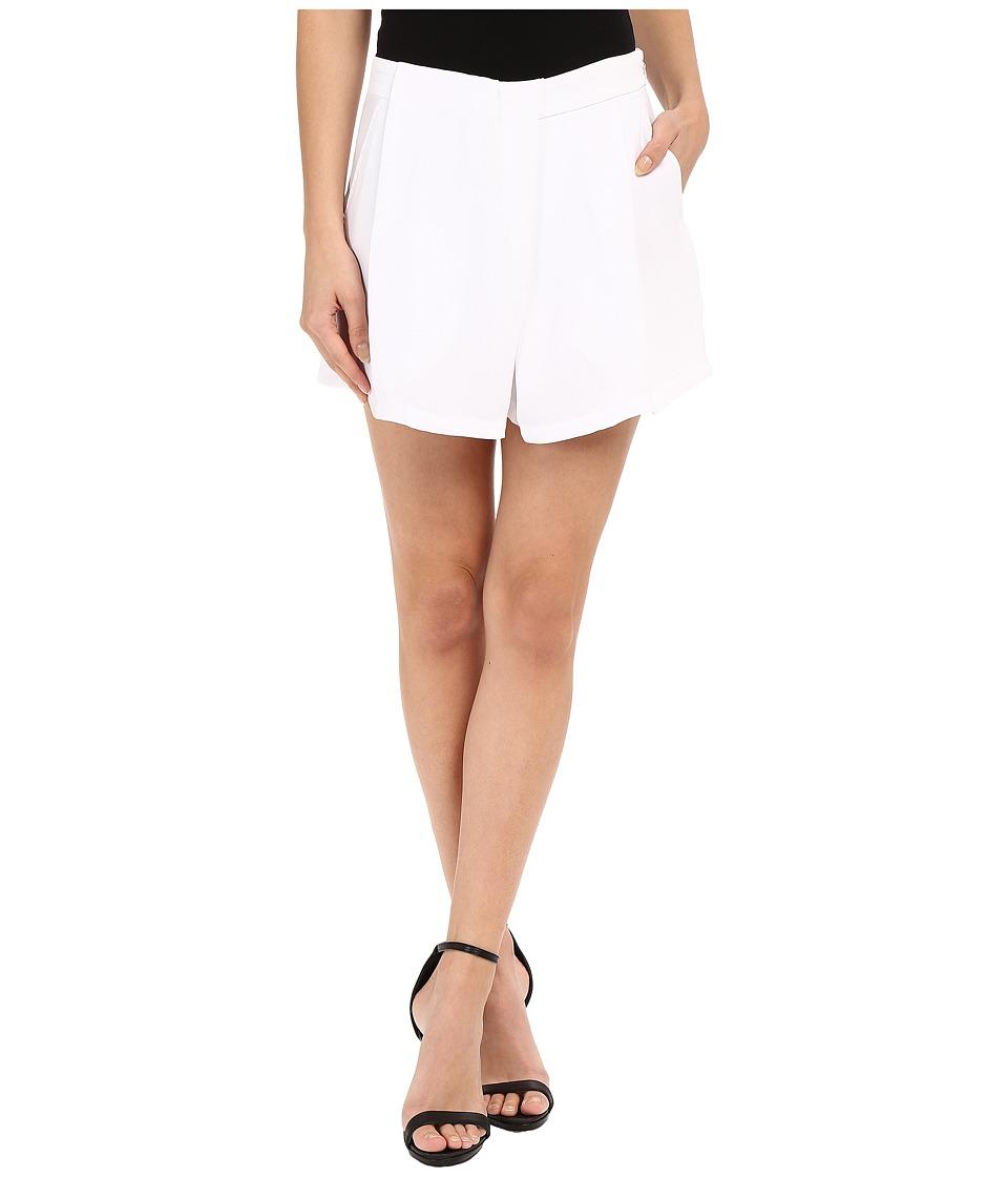 CATHERINE Catherine Malandrino - Blanquita Shorts (White) Women's Shorts