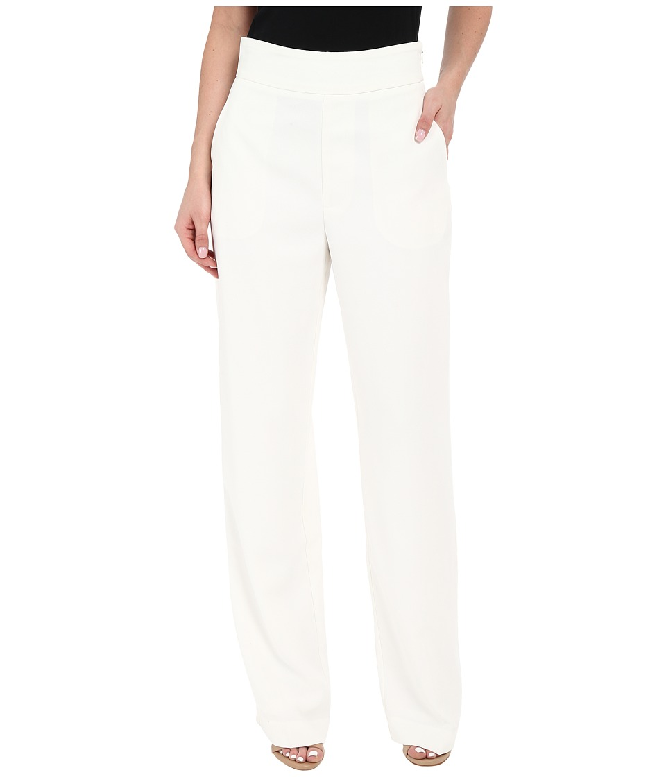 CATHERINE Catherine Malandrino - Paco Pants (White) Women's Casual Pants