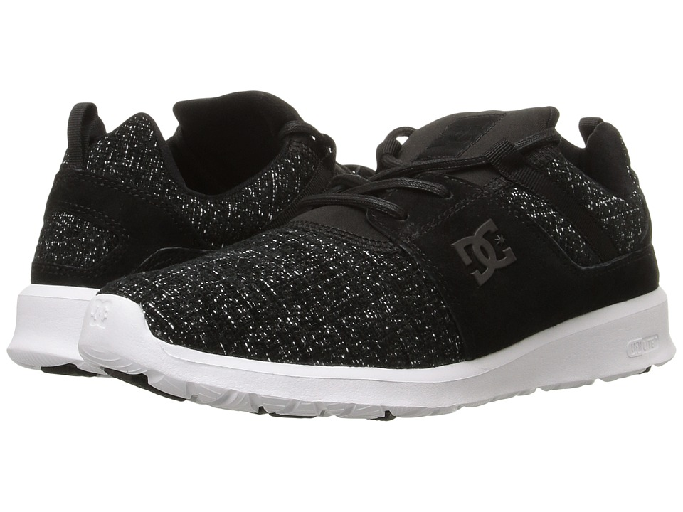 DC - Heathrow LE (Black Marl) Skate Shoes