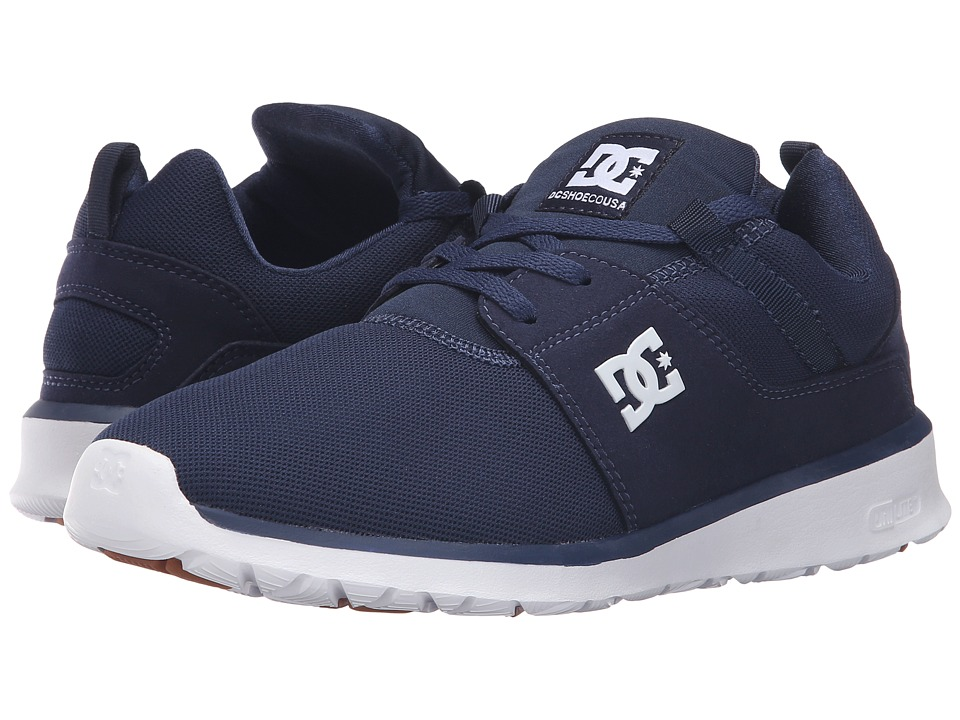DC - Heathrow (Navy) Skate Shoes