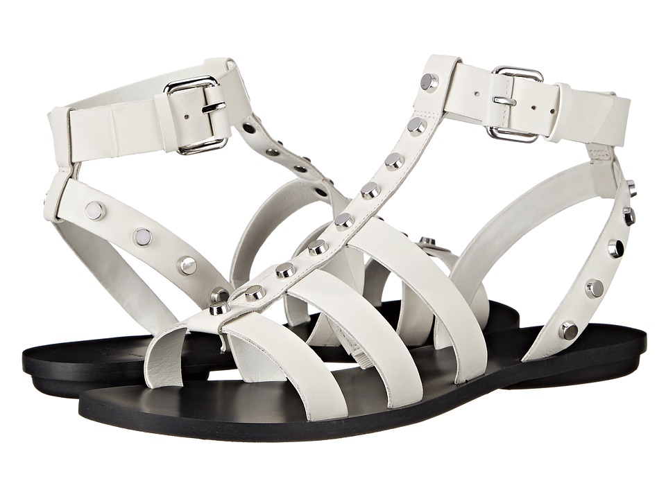 Marc Fisher LTD - Erin (Chic Cream Leather) Women's Sandals