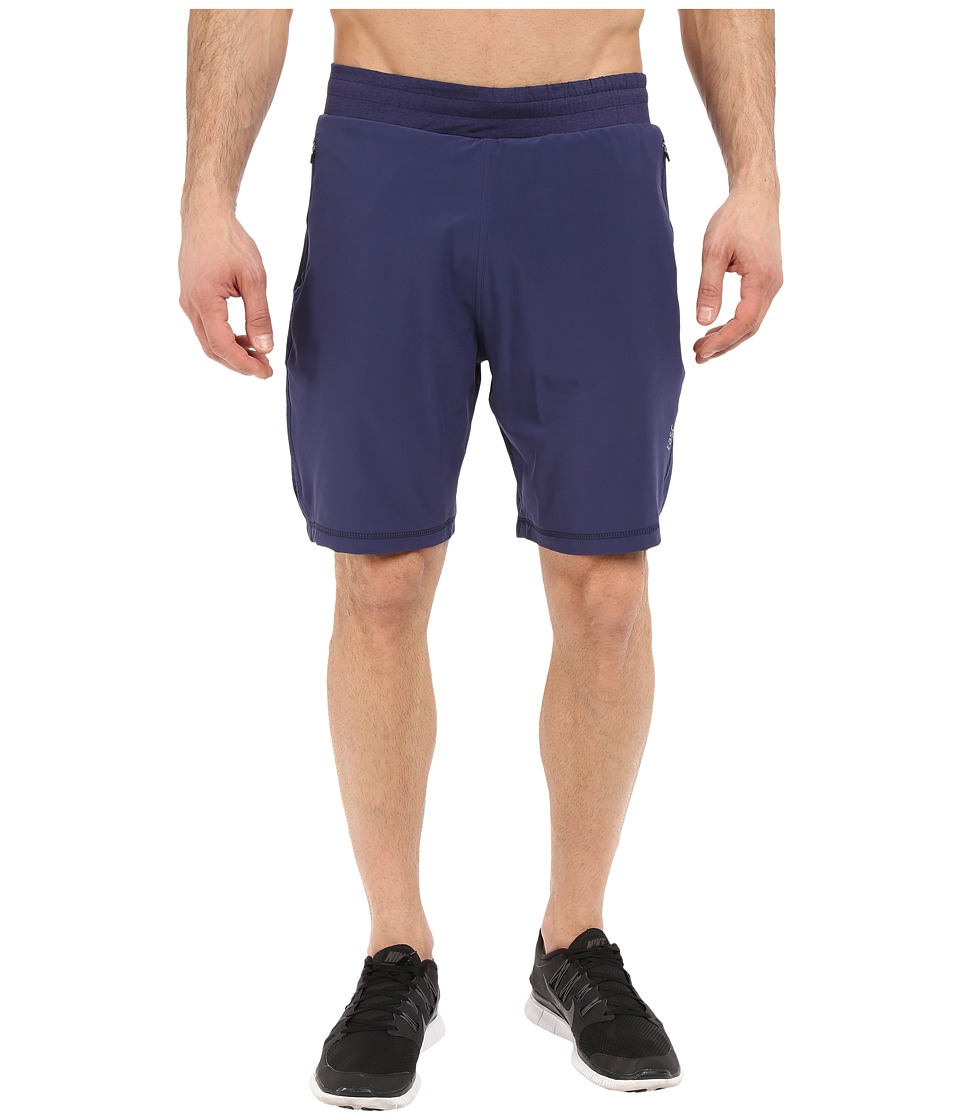 tasc Performance - Flex 9 Shorts (True Navy/Cadet) Men's Shorts