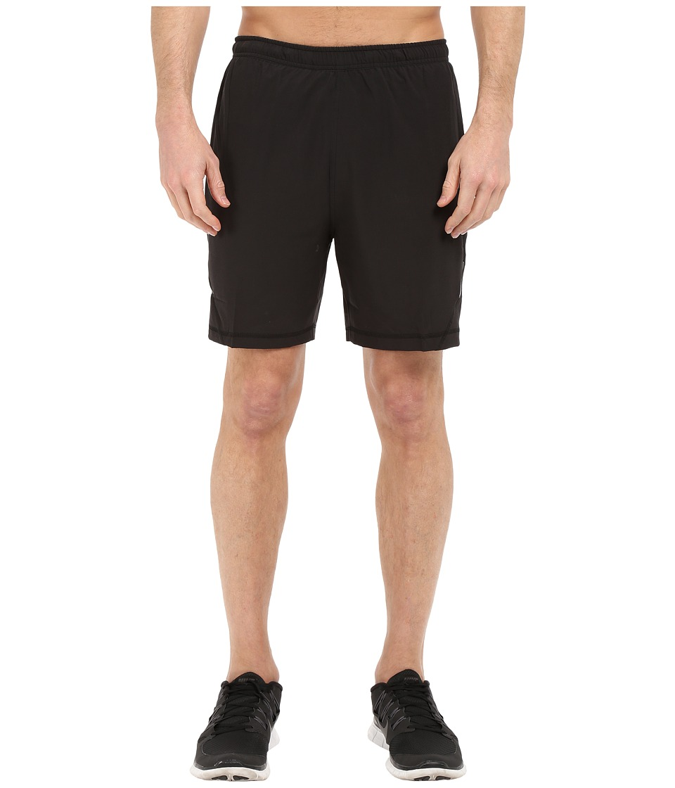 tasc Performance - Propulsion 7 Shorts (Black) Men's Shorts
