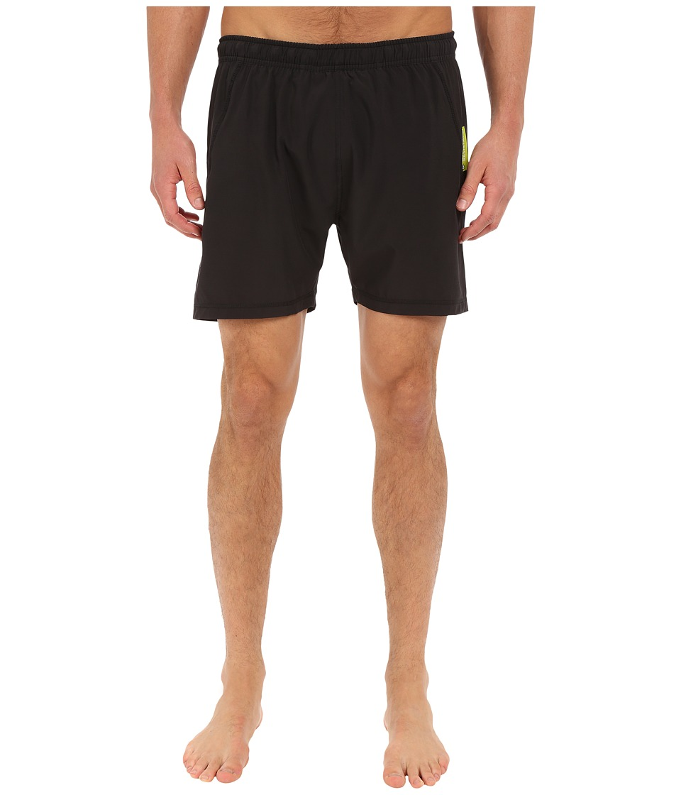 tasc Performance - Velocity 5 Shorts (Black) Men's Shorts