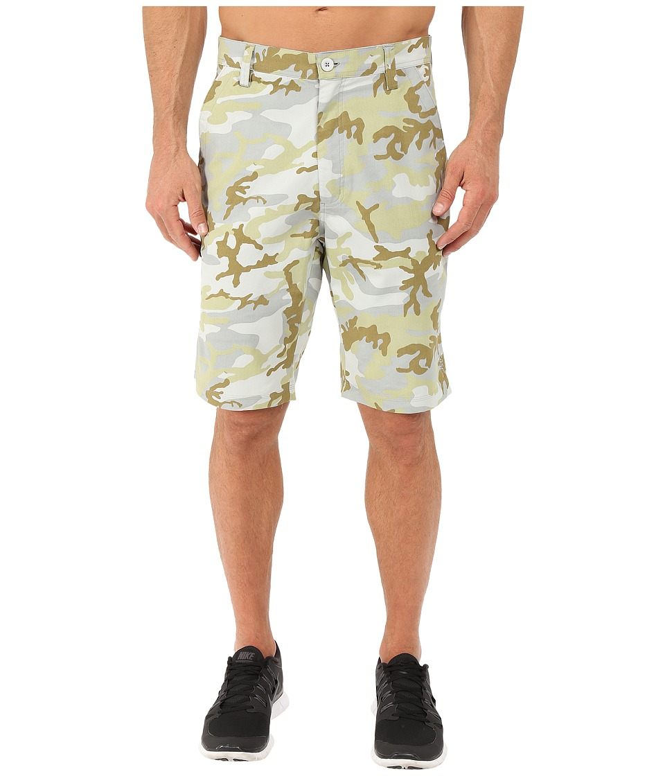 tasc Performance - Switchback Quick Dry Shorts Print (Muted Camo) Men's Shorts