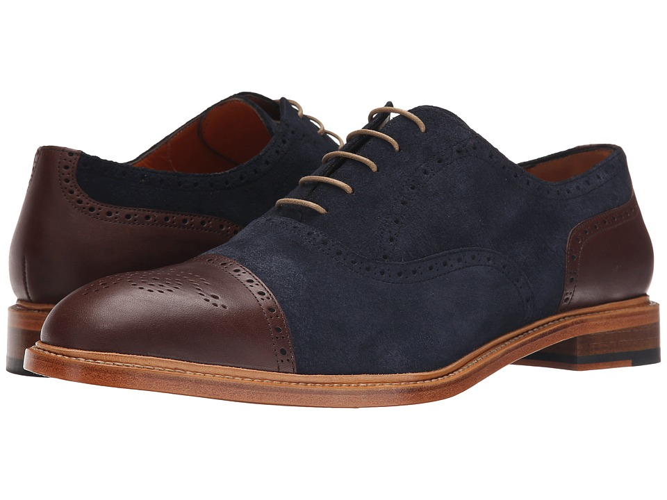 Crosby Square Jermyn (Navy) Men