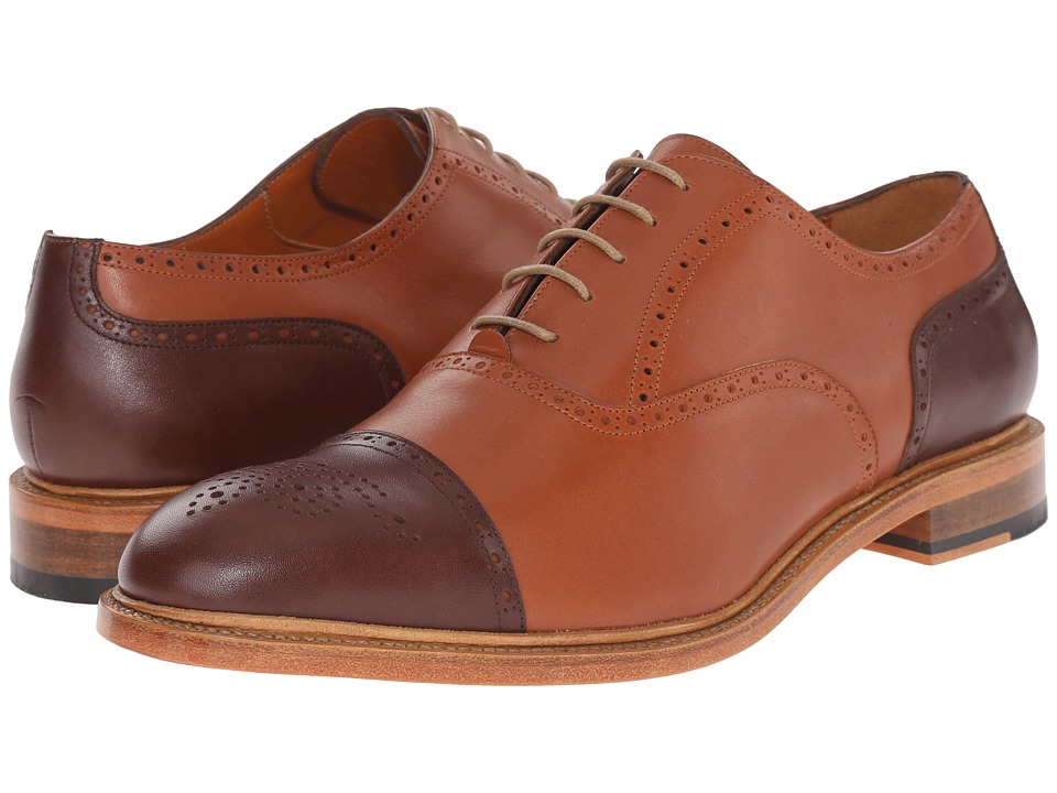 Crosby Square - Jermyn (Saddle) Men's Lace up casual Shoes