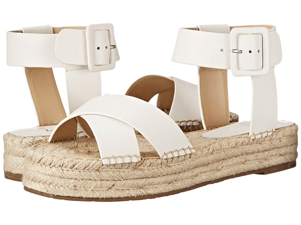 Marc Fisher LTD - Vienna (Chic Cream Leather) Women's Sandals