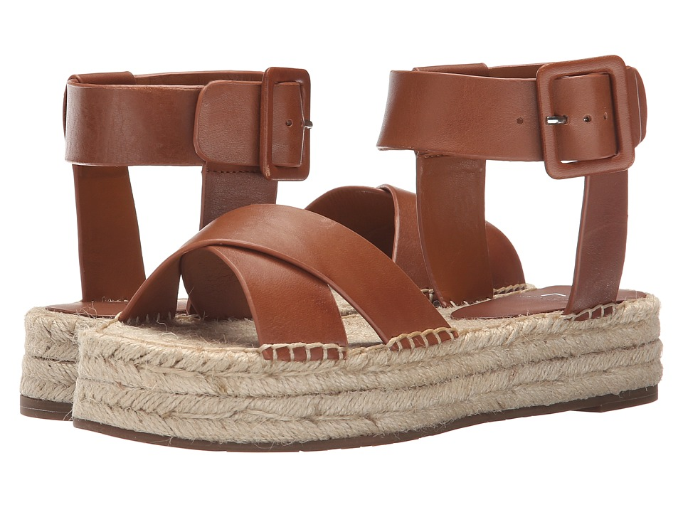 Marc Fisher LTD - Vienna (Saddle Leather) Women's Sandals
