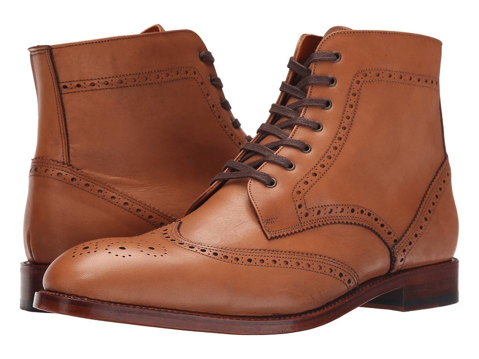 Crosby Square Knightsbridge (Tobacco Leather) Men
