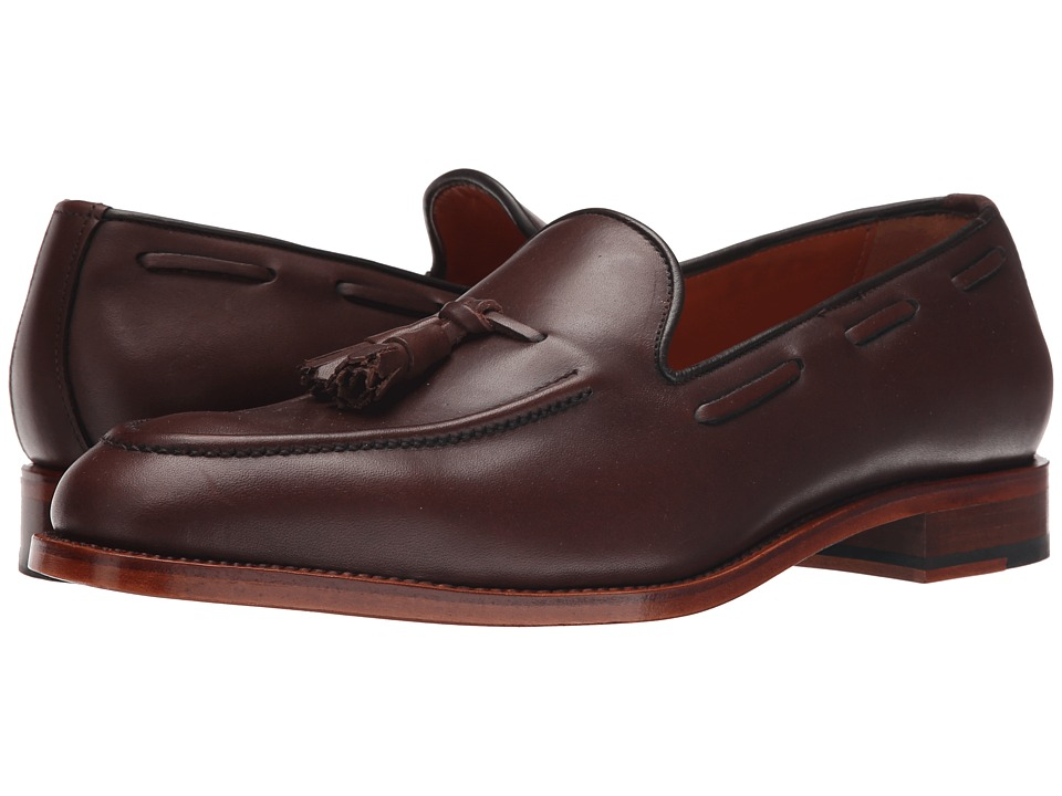 Crosby Square - Ainsley (Mahogany) Men's Slip on Shoes