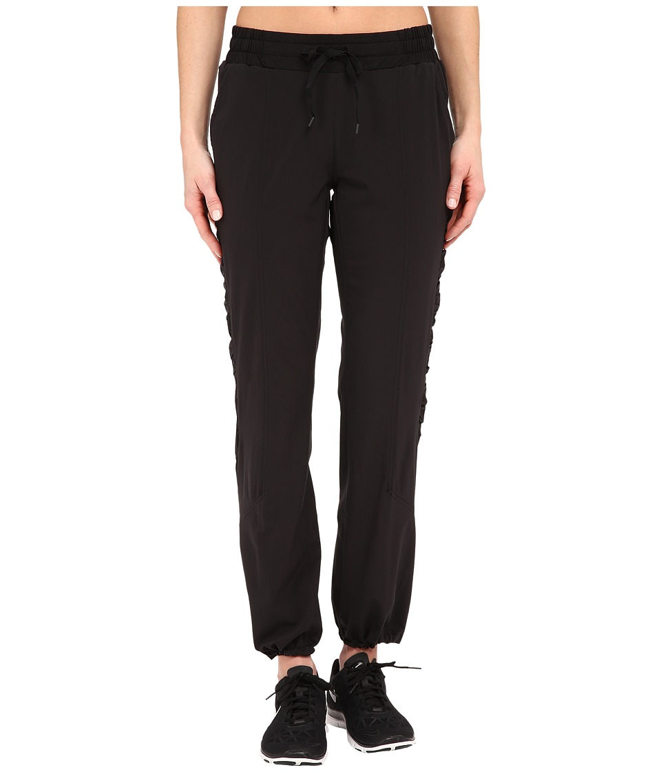 tasc Performance - District Lined Pants (Black) Women's Casual Pants