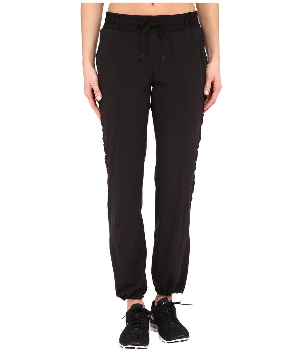 tasc Performance - District Lined Pants (Black) Women's Casual Pants